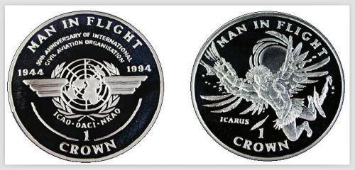 纪念币之飞机的发展历程