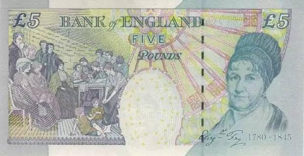世界上最贵的纸币——英镑