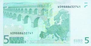 纸币上的欧洲统一梦