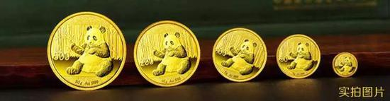 熊猫金币面值可以兑换吗?