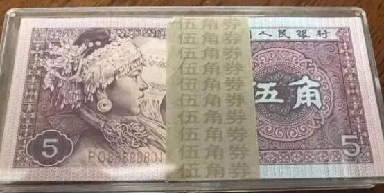 纸币号码有7个8,为什么价格相差 那么大
