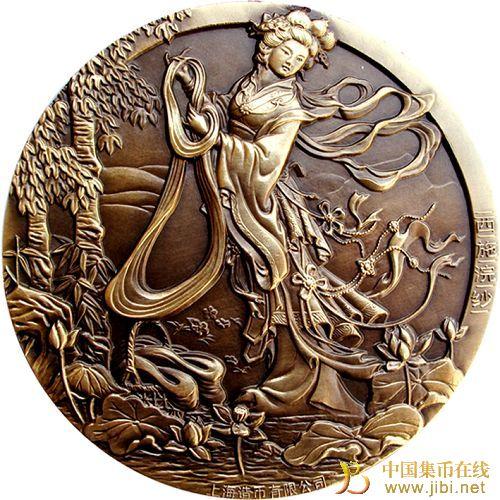 中国古典四大美女优发娱乐