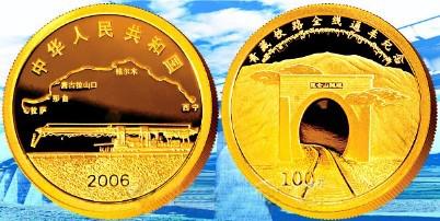 青藏铁路金银币一路高歌背后有什么原因吗?