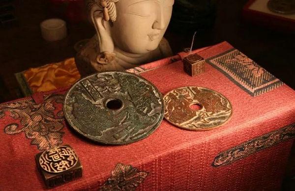 从钱币上寻找中华文化