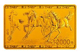 浅谈方形金币上的绘画艺术